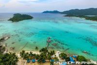 2 WNA Vietnam Ditemukan Nelayan saat Mengapung di Perairan Anambas Kepri, Lanal Tarempa...