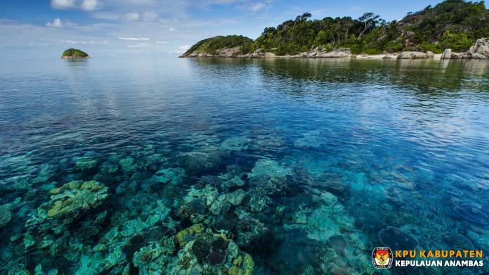 Kepulauan Anambas ini terpilih menjadi kepulauan tropis terindah di Asia melalui...