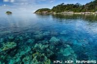 Kepulauan Anambas ini terpilih menjadi kepulauan tropis...